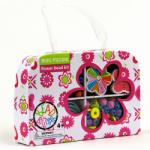 Bead Bazaar Mini utazó gyöngykészlet - virág (3503)