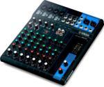 Yamaha MG-10 Mixer audio