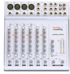 Soundking AS 802 A Mixer audio