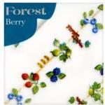 Forest Berry 1 rétegű szalvéta 30x30cm 60db