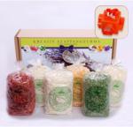 Vanita Kreatív Natúr Szappangyurma csomag piros kiszúróval (VANITA428268)