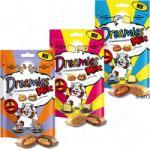 Dreamies Mix csirkés-kacsás jutalomfalatok 60g