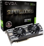 EVGA GeForce GTX 1070 SC GAMING ACX 3.0 8GB GDDR5 256bit PCI-E (08G-P4-6173-KR) Videokártya