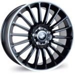 Keskin KT15 Speed Black Lip Polish 5/112 19x9.5 ET30