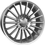 Keskin KT15 Speed Silver Painted 5/112 17x7 ET38