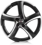 ALUTEC SHARK racing-black front polished CB70.1 5/112 16x7 ET38