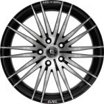 Diewe Wheels MAURIS Nero Diamantato 5/108 18x8 ET44