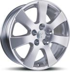 RONDELL 045F Silver 5/105 17x7 ET40
