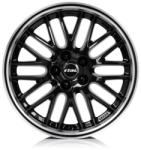 RIAL NORANO diamond-black front polished 5/114.3 18x8.5 ET32