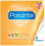 Pasante Healthcare Ltd Pasante Taste Condoms - 3 pack