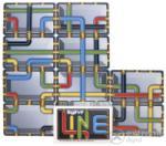 Adlung Spiele Csőrendszerek - Light Line társasjáték