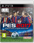 Konami PES 2017 Pro Evolution Soccer (PS3) Játékprogram
