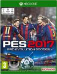 Konami PES 2017 Pro Evolution Soccer (Xbox One) Játékprogram