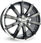 MAM W3 black front polish 5/100 16x7 ET38