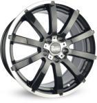 MAM W3 black front polish 4/108 17x7 ET20