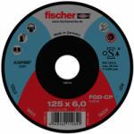 Fischer csiszolókorong 125x6x22, 23 FGD-CP (FISCHER512518)