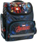 DERFORM Avengers - Bosszúállók ergonómikus iskolatáska (TEMAV11)