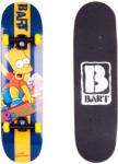 Worker Bart Simpson
