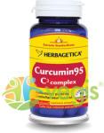 Herbagetica Curcumin 95 C3 Complex - 60 comprimate