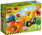 LEGO Duplo - Árokásó rakodó (10811)