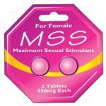 Възбуждащи таблетки Max Desire за жени
