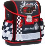 Belmil Race Car - Autós, ergonómikus iskolatáska 36x32x19cm (403-13-RC)