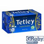 Tetley English Breakfast Fekete Tea 25 filter