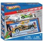 Fashion Angels Resigilat - Hot Wheels Caseta Luminoasa - Fashion Angels (HOE01739R)