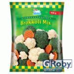JÉGTRADE Fagyasztott brokkoli mix 450g