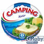 CAMPING Natúr Kenhető Ömlesztett Kocka Sajt (140g)
