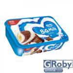 Big Milk Tejszínes jégkrém 1l