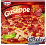 Dr. Oetker Guseppe gyorsfagyasztott szalámis pizza 380g