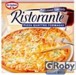 Dr. Oetker Ristorante gyorsfagyasztott négysajtos pizza 305g