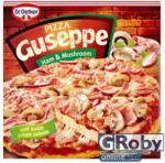 Dr. Oetker Guseppe gyorsfagyasztott sonkás-gombás pizza 425g
