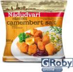 Nádudvari Gyorsfagyasztott panírozott camembert nuggets 350g