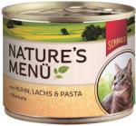Schmusy Nature Chicken & Salmon Tin 190g