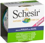 Schesir Junior Chicken & Aloe 85g