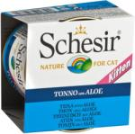 Schesir Junior Tuna & Aloe 85g