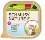 Schmusy Nature Salmon & Lamb 100g