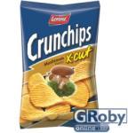 Lorenz Crunchips gombás-tejszínes ízű 75g