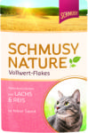 Schmusy Nature Salmon & Rice 100g
