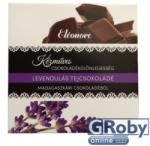 Eléonore Kézműves tejcsokoládé - levendulás (90g)