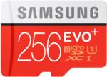 Samsung microSDXC EVO Plus 256GB Class 10 UHS-I MB-MC256DA/EU