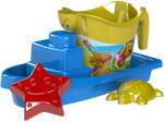 Dema Stil Scooby-Doo hajós homokozó készlet, 4 részes (ADEM-WB-1003-SD)