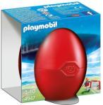 Playmobil Jucator De Fotbal Si Poarta (PM4947)
