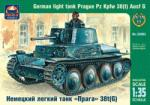 "ARK Model Prague"" Pz. Kpfw. 38(t) Ausf. G German light tank makett Ark Models AK35003"
