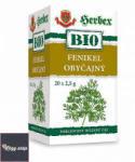 Herbex Bio édeskömény 20 X 2,5g (50g)