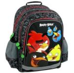 DERFORM Ghiozdan rucsac scoala Angry Birds 39 cm (BPPL15AB10)