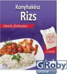 F&F Konyhakész rizs 2x125g