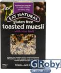 Eat Natural Gluténmentes müzli szõlõvel 500g